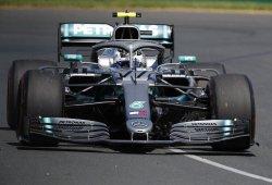 """Bottas: """"El W10 va mejor que en los test, pero no hemos traído nada nuevo"""""""