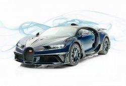 Mansory presenta un Bugatti Chiron fuertemente modificado en Ginebra