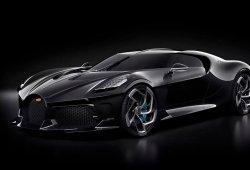 Bugatti La Voiture Noire, un one-off para alcanzar nuevas cotas de exclusividad