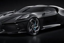 Bugatti explora opciones para un nuevo modelo electrificado