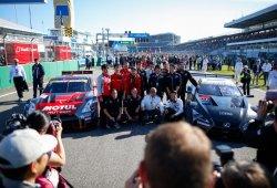 DTM y Súper GT compartirán pista en Hockenheim y Fuji