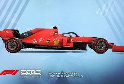 Anunciado F1 2019, el videojuego oficial del Campeonato Mundial de Fórmula 1