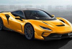 Ferrari F8 Evo: el sucesor del 488 Pista ya existe en el mundo virtual