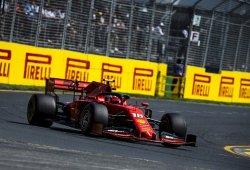 """Ferrari ordenó a Leclerc que se quedase detrás de Vettel: """"No me quejo"""""""