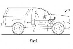 Una patente desvela las puertas desmontables del Ford Bronco 2020