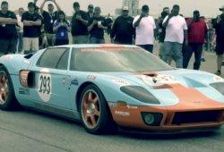 Un Ford GT modificado es el primer modelo matriculable en batir los 480 km/h