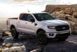 Nueva versión Ford Ranger Black Appearance Pack para EEUU