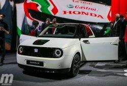 Honda desvela el concepto e Prototype en el Salón de Ginebra, más cercano a la producción