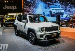 Los Jeep Renegade y Compass estrenan la gama S en el Salón de Ginebra 2019