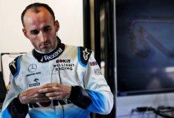 """Kubica: """"Quizá a final de año me arrepienta de algo, pero nunca de haberlo intentado"""""""