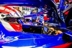 """Kvyat: """"No voy a especular, prefiero que mi pilotaje hable en la pista"""""""