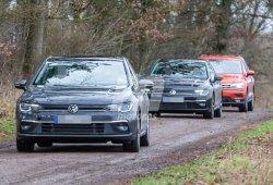 La 8ª generación del Volkswagen Golf, ¡al descubierto completamente!