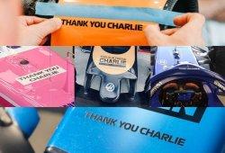 """La parrilla recuerda la figura de Whiting: """"Gracias, Charlie"""""""