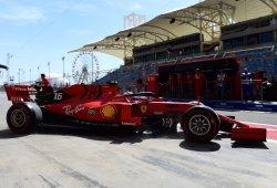 Leclerc mete más presión a Vettel con el mejor crono en el arranque en Sakhir
