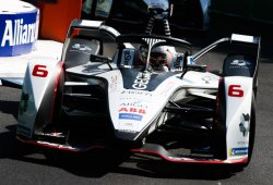 Günther vuelve a pilotar para Dragon en el ePrix de Roma