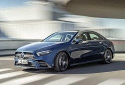 El nuevo Mercedes-AMG A 35 Sedán 4Matic ya es oficial
