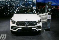 Mercedes GLC 2019, merecida actualización en el SUV para continuar siendo líder