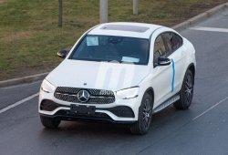 Mercedes adelanta un teaser del nuevo GLC Coupé 2019