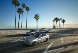 Mercedes suma 24 híbridos enchufables con etiqueta ECO o Cero Emisiones