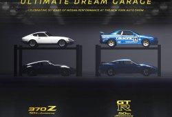 Nissan presentará en Nueva York los nuevos Z y GT-R 50 aniversario