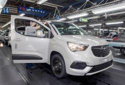 El nuevo Opel Combo eléctrico será fabricado en España a partir de 2021