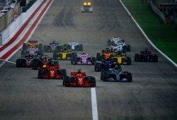 Con Grosjean sancionado, así queda la parrilla del GP de Bahréin