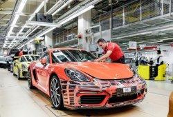 Porsche pagará un extra de casi 10.000 € a sus empleados