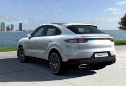 El Porsche Cayenne Coupé ya cuenta con configurador online