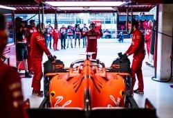 Problemas en los equipos motorizados por Ferrari