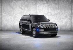 Range Rover Sentinel, el SUV británico se blinda de cara a 2019