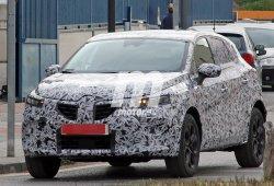 Renault Captur e-Tech, la versión híbrida enchufable del SUV francés inicia su desarrollo