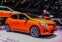 El nuevo Renault Clio en vivo desde el Salón de Ginebra 2019 [vídeo]