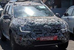 La versión india del Dacia Duster, vendida como Renault, será actualizada