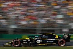 Renault: satisfacción con el motor y novedades aerodinámicas en Bahréin