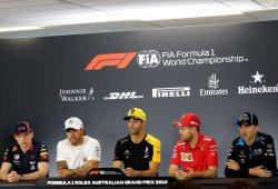 [Vídeo] Ricciardo habla de Kubica y los presentes acaban aplaudiendo al polaco