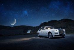 Rolls-Royce Phantom Tranquillity, una edición especial inspirada en el espacio interplanetario