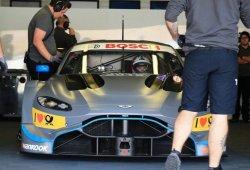 Satisfacción tras el debut del Aston Martin Vantage DTM