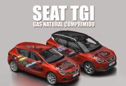 SEAT TGI, así es la gama ecológica del fabricante español