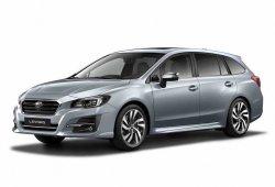 El Subaru Levorg gana nuevo motor y un planteamiento más burgués