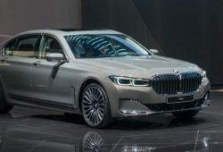 El nuevo BMW Serie 7 en vídeo desde el Salón de Ginebra 2019