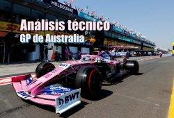 [Vídeo] F1 2019: análisis técnico del GP de Australia