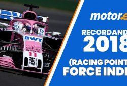 [Vídeo] Force India y su salvación económica