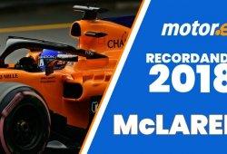 [Vídeo] McLaren y la decepción con Renault
