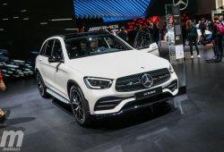 El nuevo Mercedes Clase GLC en vídeo desde el Salón de Ginebra 2019