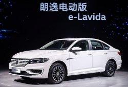 Estos son los tres coches eléctricos que Volkswagen lanzará en China en 2019