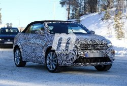 Volkswagen T-Roc Cabrio, el sucesor espiritual del Golf Cabrio será un SUV