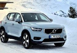 La versión eléctrica del Volvo XC40 será presentada a finales de año