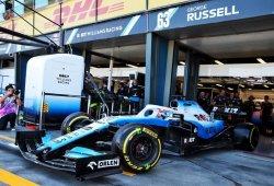 """Williams tardará al menos """"dos o tres meses"""" en solucionar las deficiencias del FW42"""