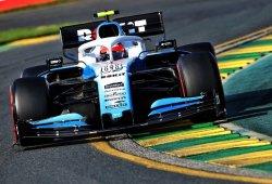 Williams pide a sus pilotos que eviten los pianos por falta de piezas