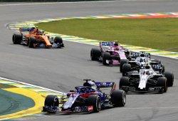 La zona media de la parrilla pide a la F1 ser la base del reglamento de 2021